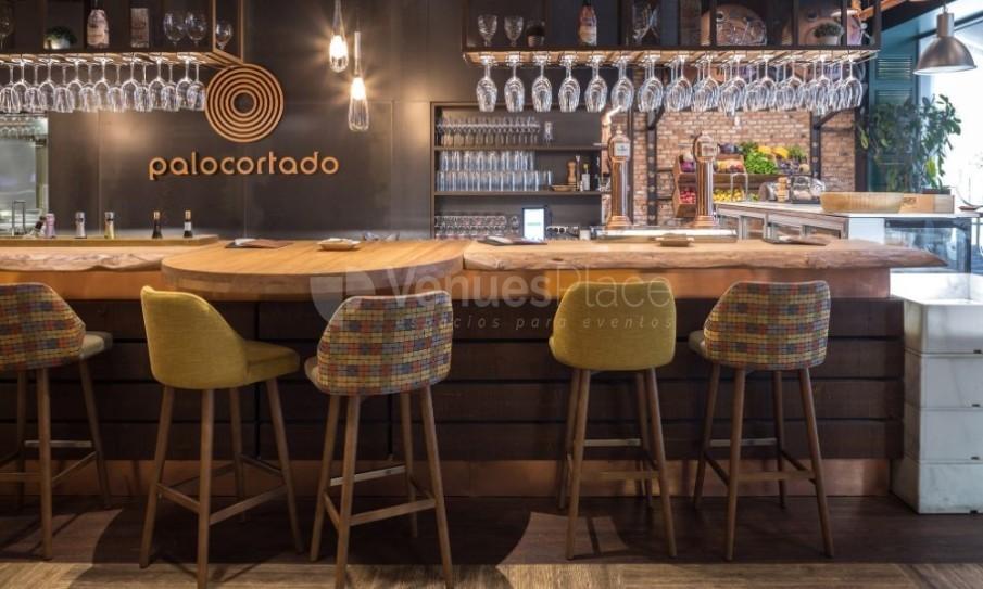 Barra Restaurante Palocortado