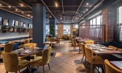 Sala mesas Restaurante Palocortado