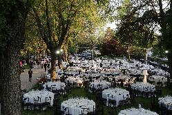 Cenas de gala y otros eventos en La Casa de Mónico