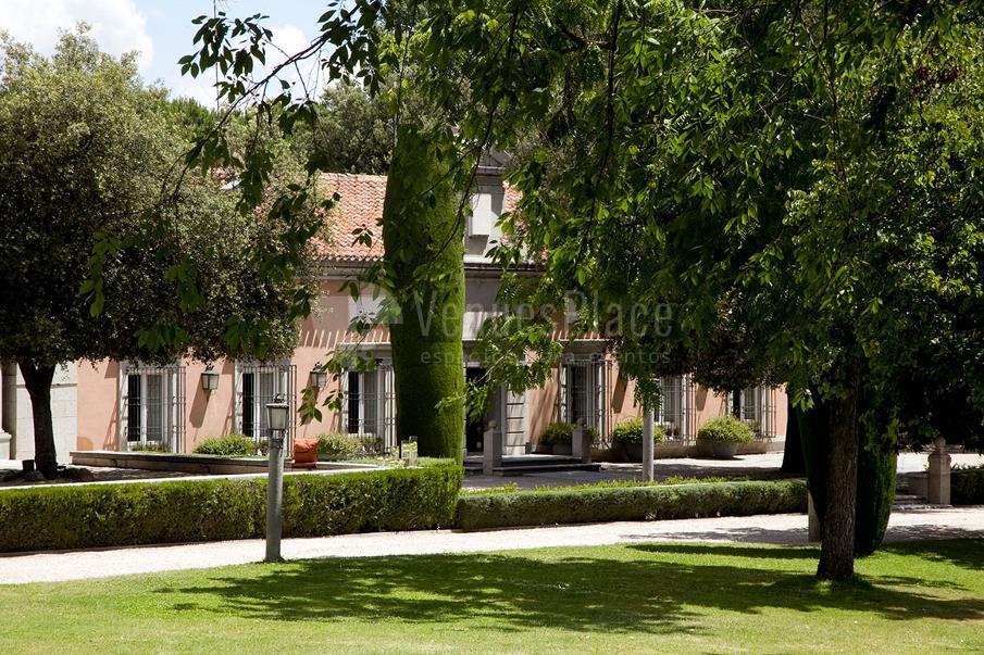 Eventos al aire libre perfectos en La Casa de Mónico