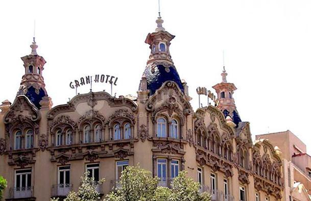 Exterior Gran Hotel de Albacete