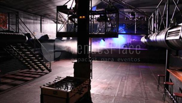 Sala El Tren Fiestas y Conciertos