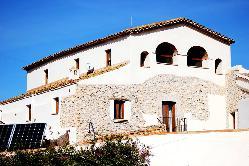 Alojamientos para grupos en Mas Llagostera