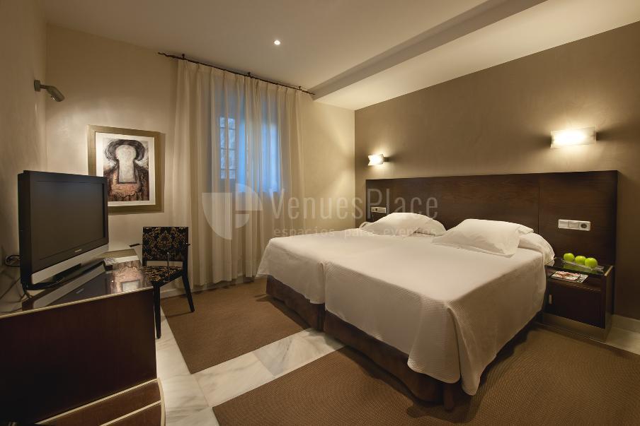 Habitación Hotel Pintor El Greco