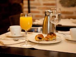Desayuno buffet en Hotel pintor El Greco