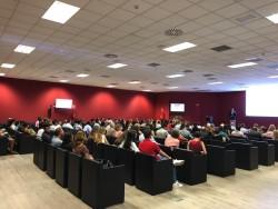 Salón de actos para conferencias