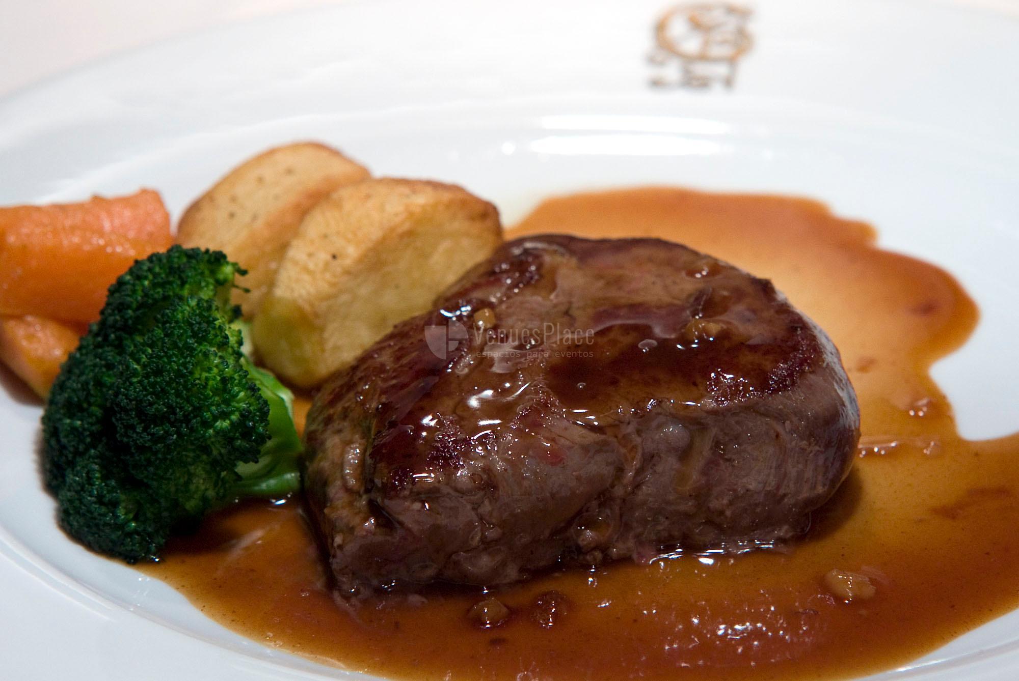 Cocina tradicional en Complejo Cervantes