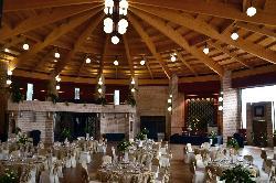 cúpula de madera salón Quijote