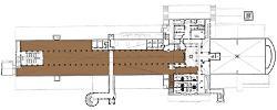 Plano Salón Cervantes