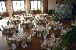 Montaje Banquete Salón Quijote