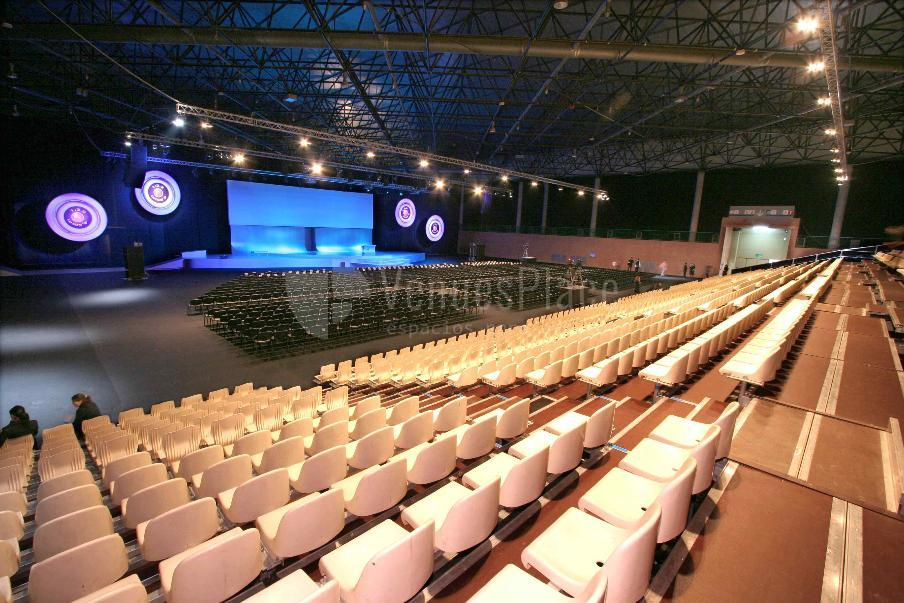 Interior 1 en Palacio de Congresos de Albacete