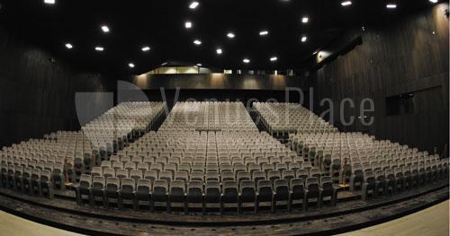 Interior 4 en Palacio de Congresos de Albacete