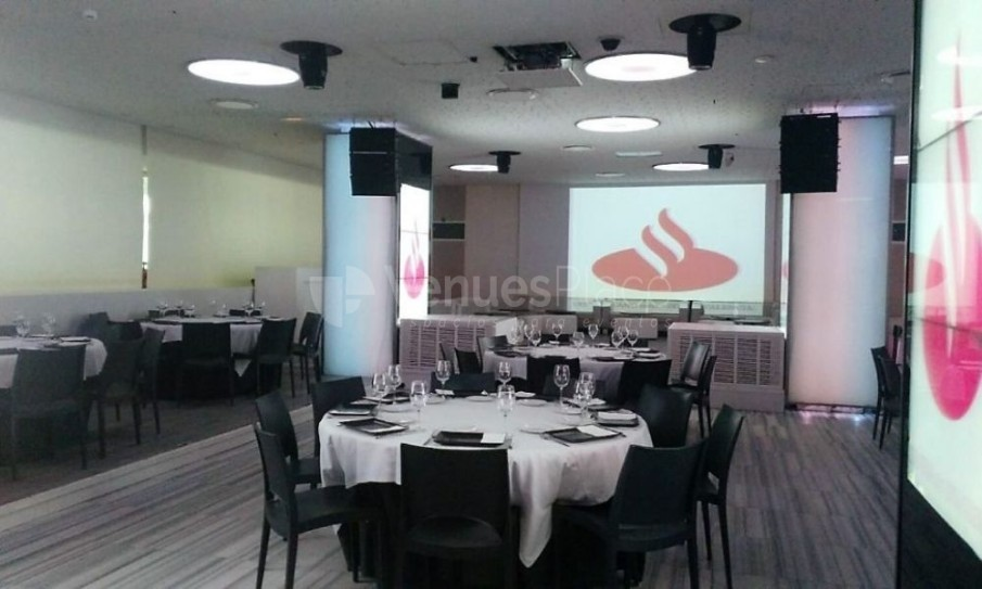 Next - Dom Events-montaje para evento de empresa