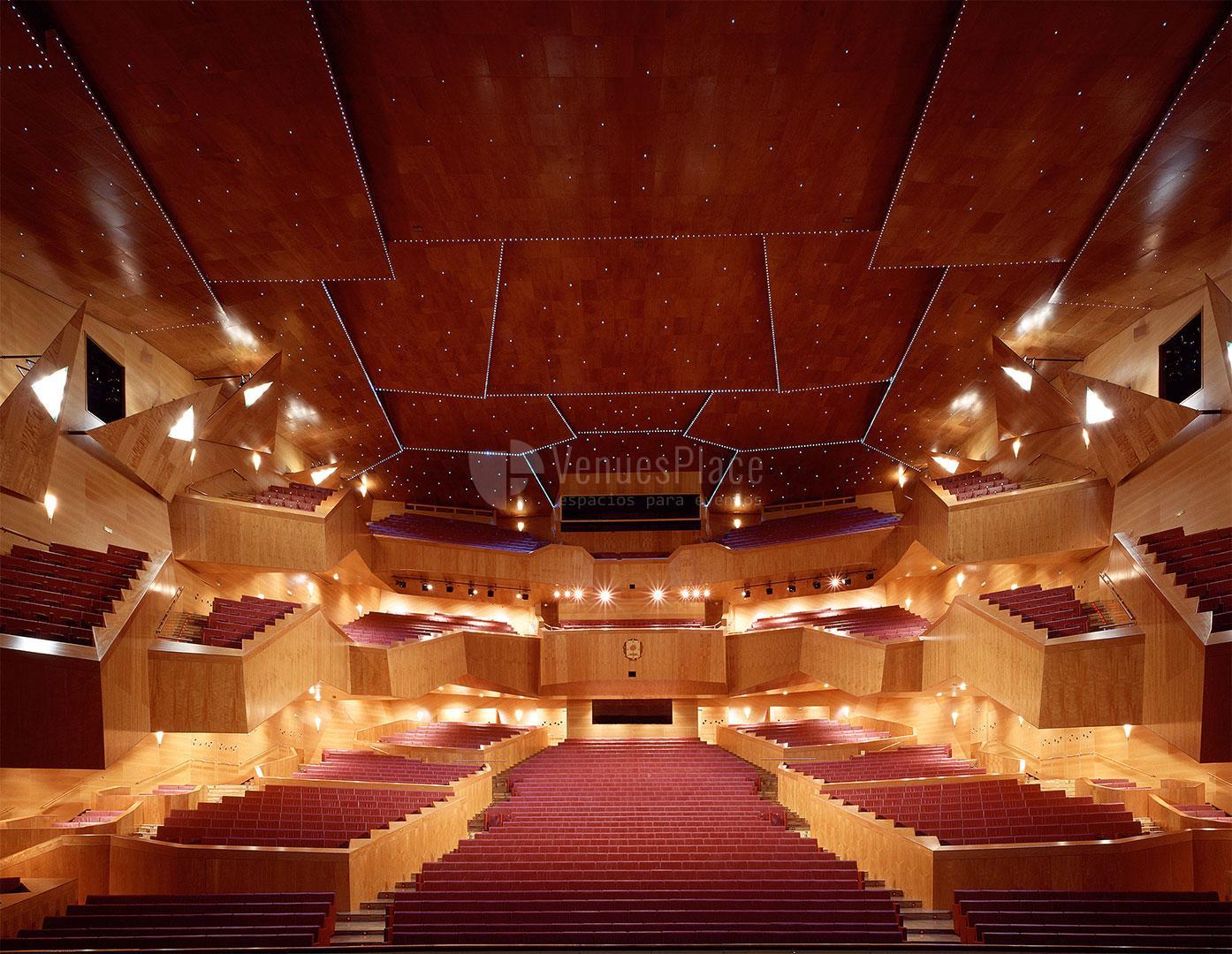 Interior 6 en Palacio Euskalduna