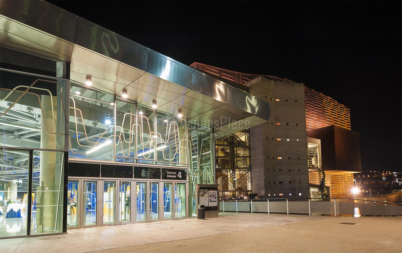 Exterior 17 en Palacio Euskalduna