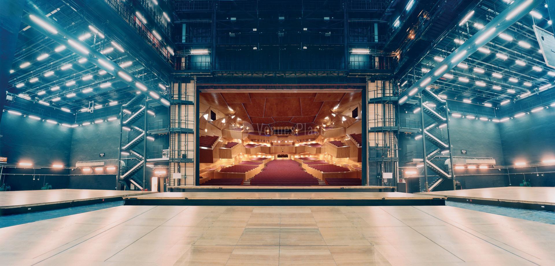 Interior 10 en Palacio Euskalduna