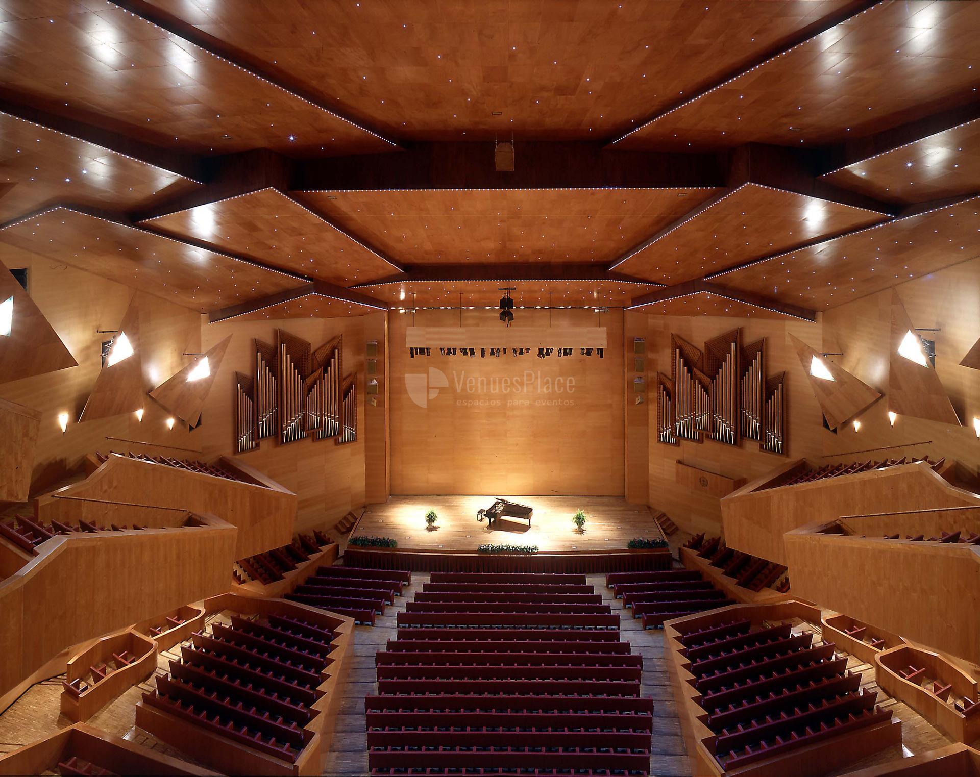 Interior 8 en Palacio Euskalduna