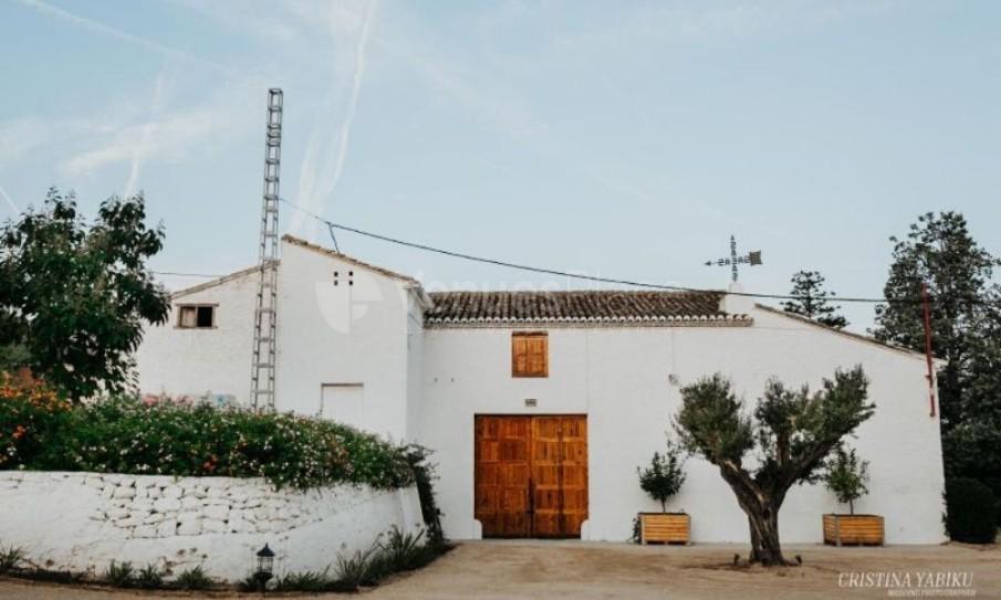 Exterior 15 en Masía Niñerola