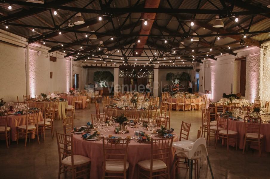 Interior 8 en Masía Niñerola