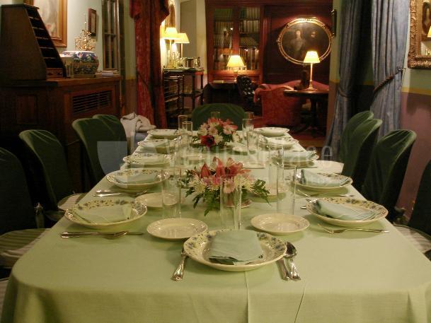 Montaje evento privado en Casa Palacio de Carmona