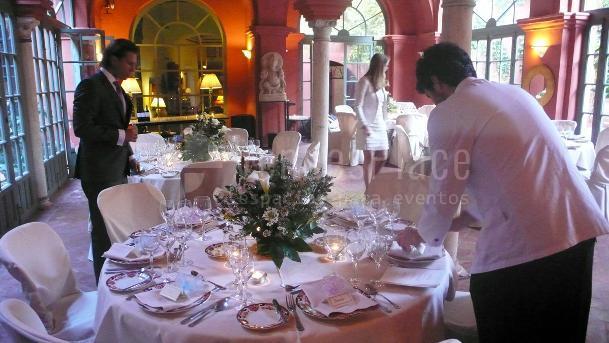 Casa Palacio de Carmona cenas privadas