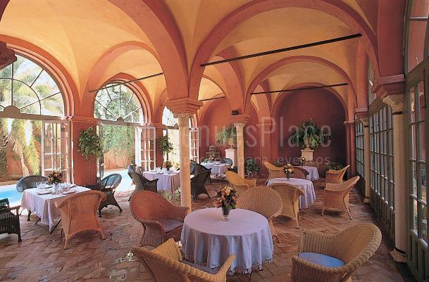 Casa Palacio de Carmona comidas y cenas privadas