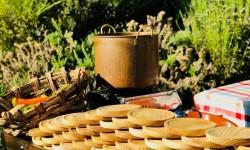 Montaje 13 en Catering Quilicuá