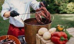 Menú 9 en Catering Quilicuá