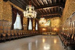 Sala Principal en La Casa de la Seda