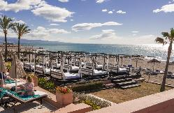Exterior playa en Hotel Guadalmina Spa & Golf Resort  *****