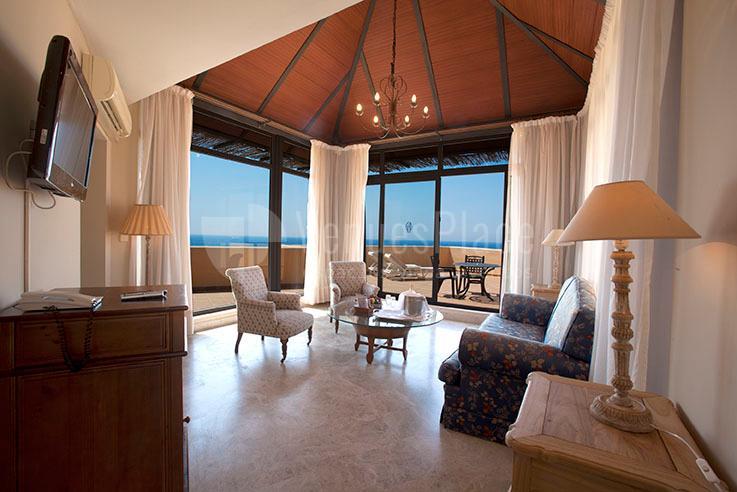 Junior Suite en Hotel Guadalmina Spa & Golf Resort  *****