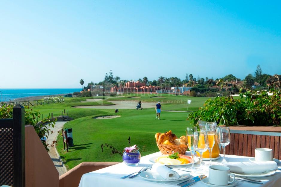 Comidas privadas en Hotel Guadalmina Spa & Golf Resort  *****