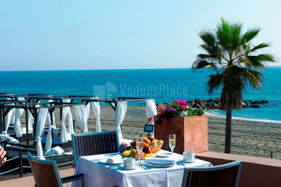 Exterior único en Hotel Guadalmina Spa & Golf Resort  *****