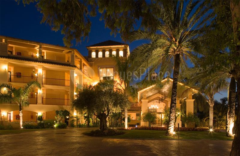 Hotel Guadalmina Spa & Golf Resort  ***** eventos y celebraciones