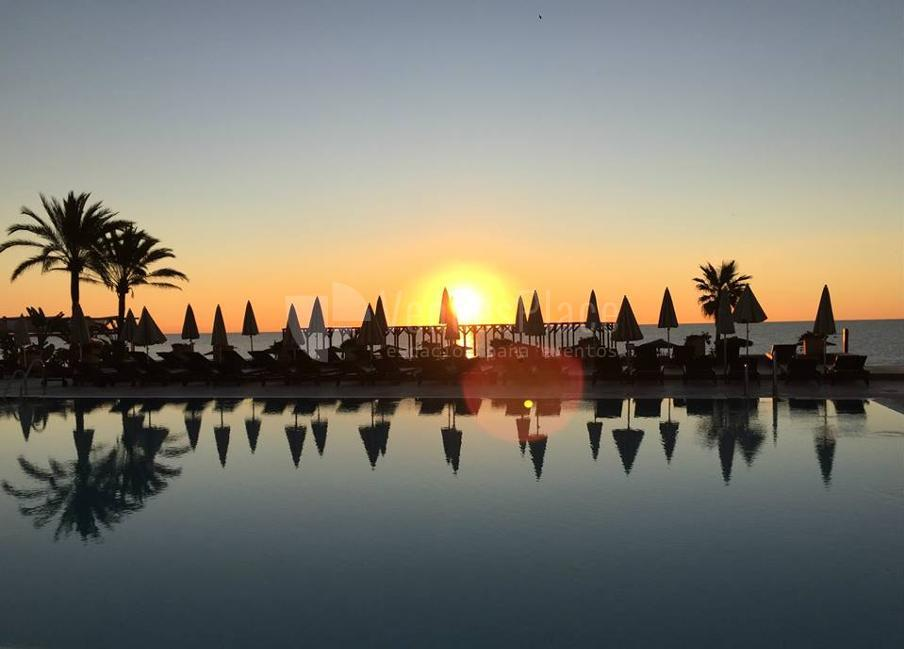 Puesta de sol Hotel Guadalmina Spa & Golf Resort  *****