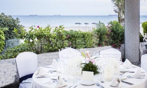 Montaje 13 en Restaurante Real Club Mediterráneo