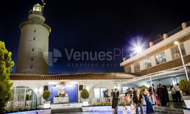 Montaje 11 en Restaurante Real Club Mediterráneo