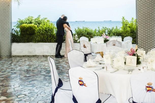 Montaje 18 en Restaurante Real Club Mediterráneo