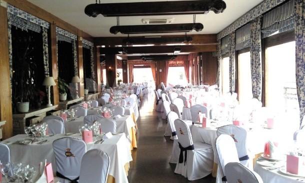 Montaje 7 en Restaurante Real Club Mediterráneo