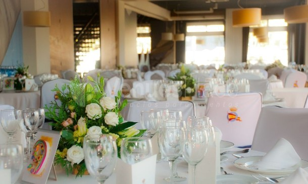 Montaje 17 en Restaurante Real Club Mediterráneo
