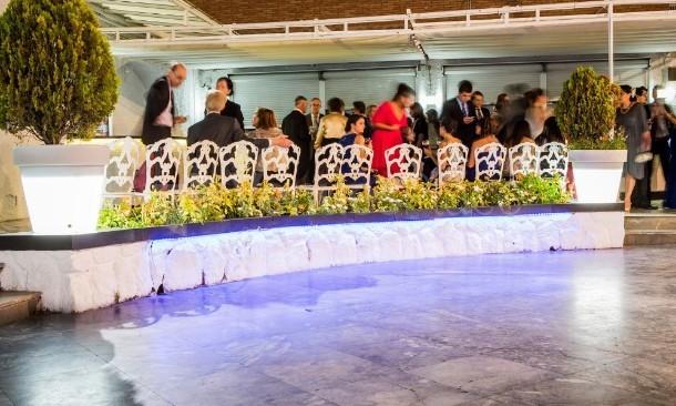 Montaje 15 en Restaurante Real Club Mediterráneo