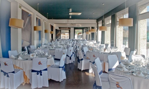 Montaje 16 en Restaurante Real Club Mediterráneo
