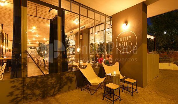 celebra tu evento en Nitty Gritty