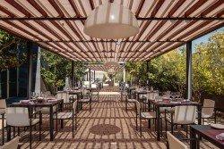 Terraza - Restaurante