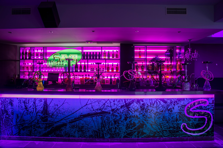 Lounge Bar en Savai Madrid