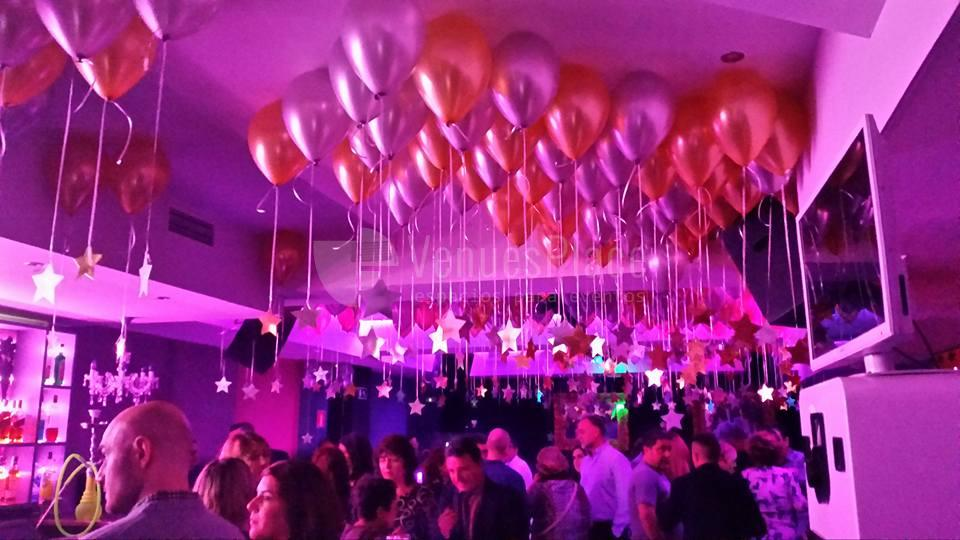 Fiestas de cumpleaños en Savai Madrid