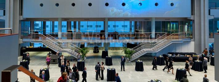 Disfrute de la celebración de su evento en el Auditorio Palacio de Congresos Mar de Vigo