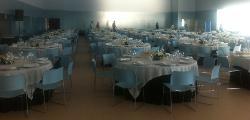 Montaje en el Auditorio Palacio de Congresos Mar de Vigo