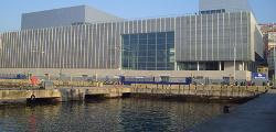 Exterior del Auditorio Palacio de Congresos Mar de Vigo