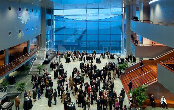 Foto hall en Auditorio Palacio de Congresos de Vigo